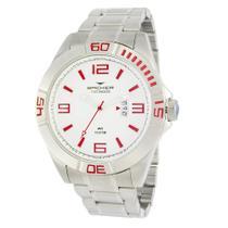 Relógio Masculino Backer Analógico 6203253M - Prata -