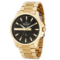9e05d6c341a Relógio Masculino Backer Analógico 6484145M - Dourado