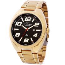 Relógio Masculino Backer Analógico 6492275M - Dourado -