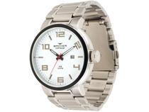 Relógio Masculino Backer Analógico - Coleção Bremen 6407263M Cromado