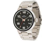 Relógio Masculino Backer Analógico  - Coleção Dortmund 6408263M PR Cromado