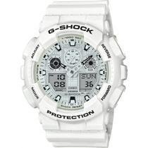 Relogio masculino branco g-shock -