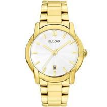 Relógio Masculino Bulova Analógico WB21481H Dourado -
