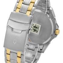 Relógio Masculino Bulova Analógico WB21632P Dourado -