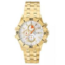 Relógio Masculino Bulova Analógico Wb30999h - Dourado -