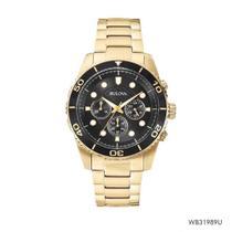 Relógio Masculino Bulova Dourado  WB31989U -
