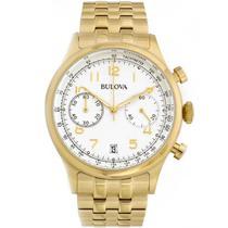 Relógio Masculino Bulova Dress WB22391H Dourado -