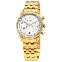Relógio Masculino Bulova Dress WB22391H - Dourado -