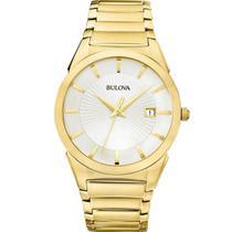 Relógio Masculino Bulova WB21605H Dourado -