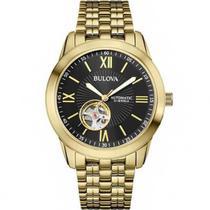 Relógio Masculino Bulova WB32004U Dourado -