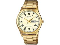Relógio Masculino Casio Analógico  - Collection MTPV006G9BUDF