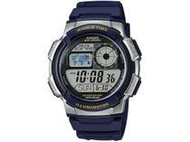 Relógio Masculino Casio Digital - AE-1000W-1AV