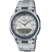 2dc02455b3a Relógio Masculino Casio Digital AW-80D-7A2VDF - Prata