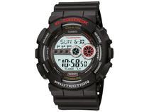 Relógio Masculino Casio Digital Esportivo  - G-Schock GD-100-1ADR Preto