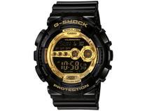 Relógio Masculino Casio Digital Esportivo  - GD-100GB-1DR Preto