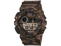 Relógio Masculino Casio Digital - G-SHOCK GD-120CM-5DR Verde