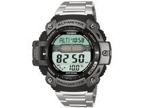 Relógio Masculino Casio Digital - SGW-300HD-1AVDR Prata e Preto