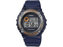 Relógio Masculino Casio Digital - W-216H-2BVDF