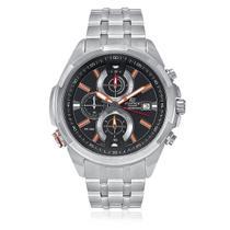 Relógio Masculino Casio Edifice Analógico 97010G0CENA2 Aço - Seculus