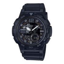 7456e0476f1 Relógio Masculino Casio Esportivo AEQ-100W-1BVDF - Preto