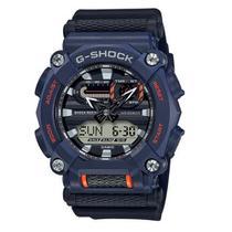 Relógio Masculino Casio G-Shock Anadigi Azul GA-900-2ADR -