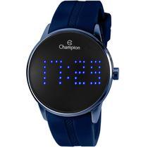 Relógio Masculino  Champion Esportivo Digital Azul CH40277A Garantia de 1 ano -
