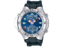 Relógio Masculino Citizen Anadigi Esportivo - Aqualand TZ10128F Preto