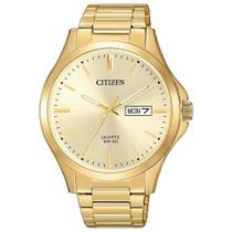 Relógio Masculino Citizen Analógico TZ20822G - Dourado -