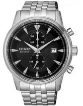 Relógio Masculino Citizen Eco-Drive Tz20920t Axo Inox Prata -
