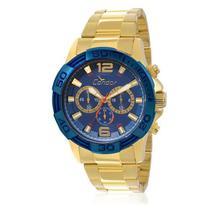fd944f91266 Relógio Masculino Condor Analógico COVD54AA 4A Fundo Azul
