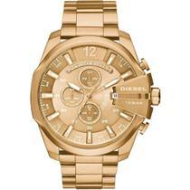 Relógio Masculino Diesel Dz4360 dourado -