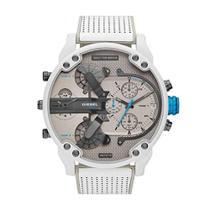Relógio Masculino Diesel Modelo DZ7419 Pulseira em silicone / A prova d água -