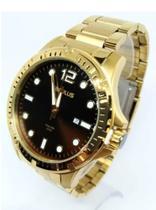 Relógio Masculino Dourado 20800 - Seculus