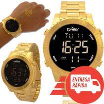 Relógio Masculino Dourado Condor Ouro 18k - Prisma