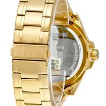 c65563451ea Relógio Masculino Dumont Analógico DU6P29ABT 4K Dourado