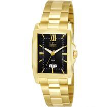 Relógio Masculino Dumont Berlim DUGM10AF/4P Dourado -