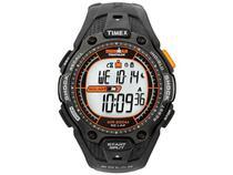 Relógio Masculino Esportivo Digital TI5J641 Timex  - 200 Metros, Bateria Solar, Luz, Cronômetro, Alarme