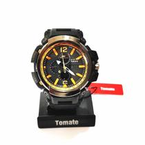 Relógio Masculino Esportivo Multi Funções Cronômetro Tomate MTX-001 -