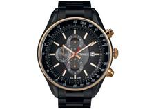 Relógio Masculino Esportivo TI2N154 Timex  - 100 Metros, Resistente à Arranhões, Cronômetro
