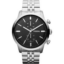 Relógio Masculino Fossil  Analógico FFS4784/Z  Prata -