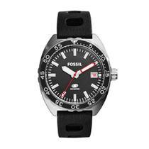 Relógio Masculino Fossil - Fs5053/8pn - Preto/Prata -