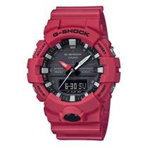 Relógio Masculino G-Shock Analógico Digital GA-800-4ADR -