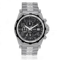 Relógio Masculino Guess Chronograph Analógico 92504G0GSNA2 Aço - Seculus