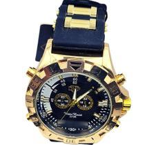 Relógio Masculino Luxo Prova DAgua DHP - Was