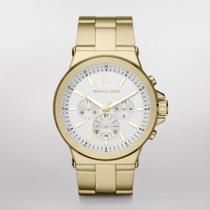 ee377cde398 Relógio Masculino Michael Kors Dylan Dourado - Mk8278 4xn