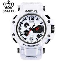 929ba5770f8 Relógio Masculino Militar G-shock Smael 1509 Prova Dágua