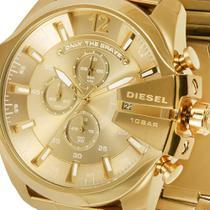 Relógio masculino modelo dz4360 pulseira em aço - DIESE