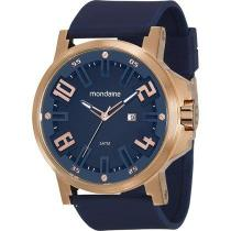671d284d7bf Relógio Masculino Mondaine 99233GPMVRI5 55mm Silicone Azul