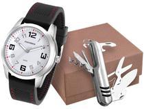 Relógio Masculino Mondaine Analógico - 99047G0MVNI1K