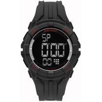 Relógio Masculino Mormaii Digital Chrono Alarm Preto Esportivo Surf -